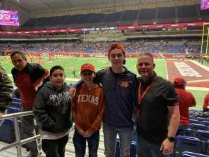 Brian attended San Antonio Commanders vs. Arizona Hotshots - AAF on Mar 31st 2019 via VetTix