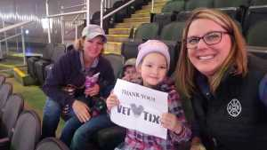Stephanie attended Disney on Ice: Mickey's Search Party on Apr 4th 2019 via VetTix