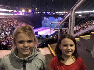 Michelle attended Disney on Ice: Mickey's Search Party on Apr 4th 2019 via VetTix