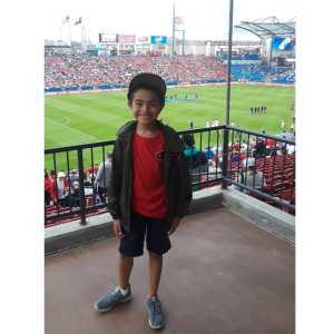 Jeffrey attended FC Dallas vs Colorado Rapids - MLS on Mar 23rd 2019 via VetTix