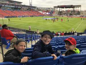 Ryan attended FC Dallas vs Colorado Rapids - MLS on Mar 23rd 2019 via VetTix