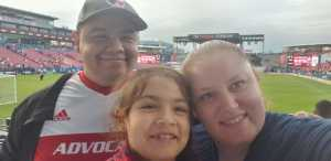 Ramiro attended FC Dallas vs Colorado Rapids - MLS on Mar 23rd 2019 via VetTix