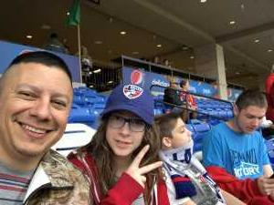 Jonathan attended FC Dallas vs Colorado Rapids - MLS on Mar 23rd 2019 via VetTix