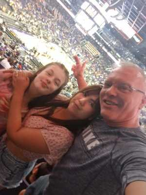 william attended Phoenix Suns vs. Washington Wizards - NBA on Mar 27th 2019 via VetTix