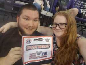 Kris attended Phoenix Suns vs. Washington Wizards - NBA on Mar 27th 2019 via VetTix