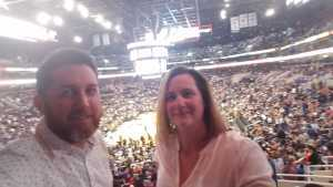 Jason attended Phoenix Suns vs. Washington Wizards - NBA on Mar 27th 2019 via VetTix