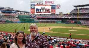 Daniel attended Washington Nationals vs. Chicago White Sox - MLB on Jun 5th 2019 via VetTix