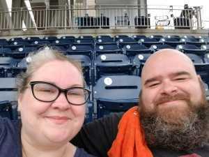 JOSHUA attended Washington Nationals vs. Chicago White Sox - MLB on Jun 5th 2019 via VetTix