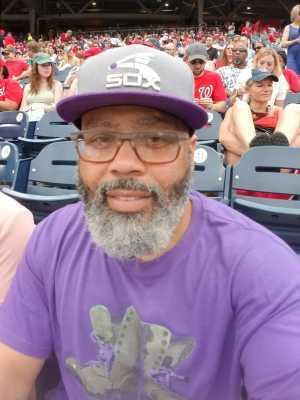 K. attended Washington Nationals vs. Chicago White Sox - MLB on Jun 5th 2019 via VetTix