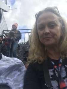 Megan  attended Monster Energy Supercross - Futures - Motorsports/racing on Apr 14th 2019 via VetTix