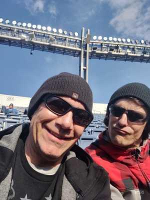 michael attended Monster Energy Supercross - Futures - Motorsports/racing on Apr 14th 2019 via VetTix