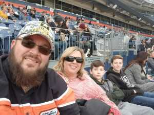 Brian attended Monster Energy Supercross - Futures - Motorsports/racing on Apr 14th 2019 via VetTix