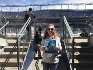 Stacy attended Monster Energy Supercross - Futures - Motorsports/racing on Apr 14th 2019 via VetTix