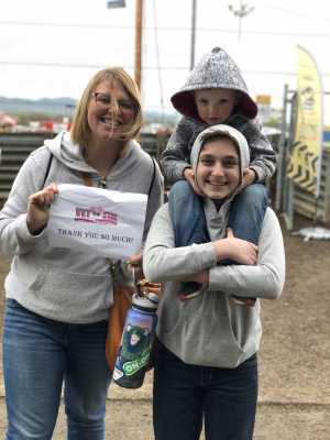 Christine attended Dozer Days - Yakima - Where Kids Drive - Pick the Day That Works Best for You on Apr 13th 2019 via VetTix