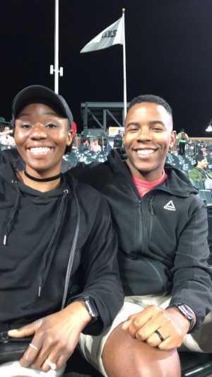 Jordan attended Colorado Rockies vs. Atlanta Braves - MLB on Apr 8th 2019 via VetTix