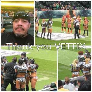 George  attended Denver Dream vs. Los Angeles Temptation - Legends Football League - Women of the Gridiron on Apr 26th 2019 via VetTix