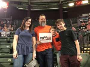 Paul attended Denver Dream vs. Los Angeles Temptation - Legends Football League - Women of the Gridiron on Apr 26th 2019 via VetTix