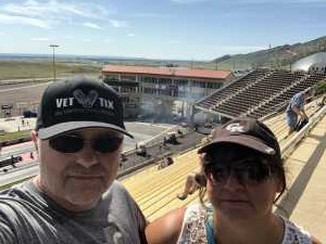 William attended Chevy Show - Bandimere Speedway on Aug 4th 2019 via VetTix