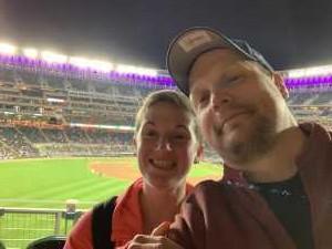 Joseph attended Minnesota Twins vs. Baltimore Orioles - MLB on Apr 26th 2019 via VetTix