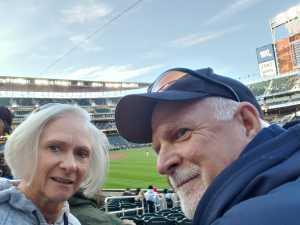 Jodi attended Minnesota Twins vs. Baltimore Orioles - MLB on Apr 26th 2019 via VetTix