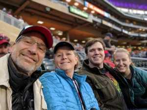 Chad attended Minnesota Twins vs. Baltimore Orioles - MLB on Apr 26th 2019 via VetTix