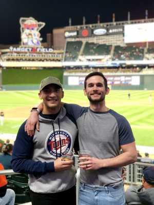Cesar attended Minnesota Twins vs. Baltimore Orioles - MLB on Apr 26th 2019 via VetTix