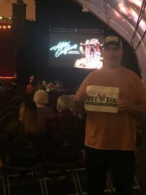 RayP attended Hotel California - the Original Eagles Tribute Band - Undefined on Apr 6th 2019 via VetTix