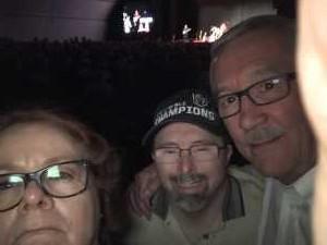 Virginia attended Hotel California - the Original Eagles Tribute Band - Undefined on Apr 6th 2019 via VetTix
