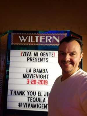 Guy attended Viva Mi Gente! LA Bamba - Other on Mar 28th 2019 via VetTix