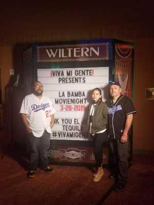 Jonathan attended Viva Mi Gente! LA Bamba - Other on Mar 28th 2019 via VetTix