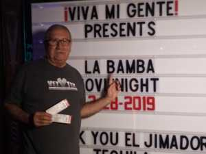 Michael attended Viva Mi Gente! LA Bamba - Other on Mar 28th 2019 via VetTix