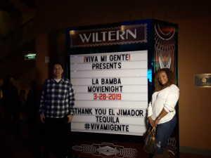 David attended Viva Mi Gente! LA Bamba - Other on Mar 28th 2019 via VetTix