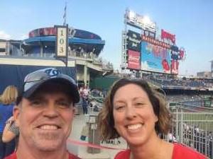 Andrew attended Washington Nationals vs. Chicago Cubs - MLB on May 18th 2019 via VetTix