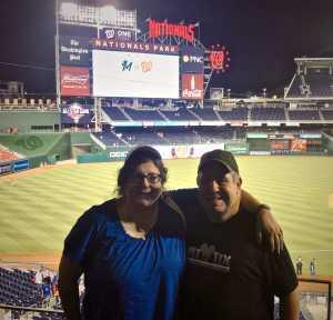 Edward attended Washington Nationals vs. Chicago Cubs - MLB on May 19th 2019 via VetTix