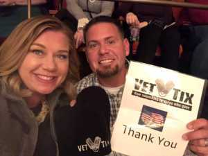 Brian attended The King and I - Musical on Apr 13th 2019 via VetTix