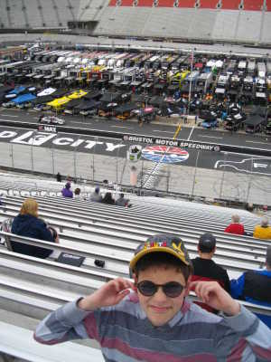 Chris attended Food City 500 - KB100 - Kurt Busch Fan Appreciation Tickets on Apr 7th 2019 via VetTix