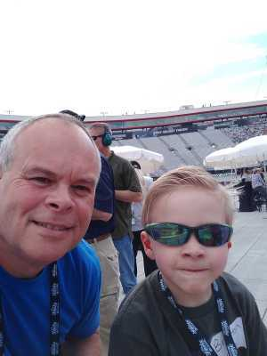 roger attended Food City 500 - KB100 - Kurt Busch Fan Appreciation Tickets on Apr 7th 2019 via VetTix