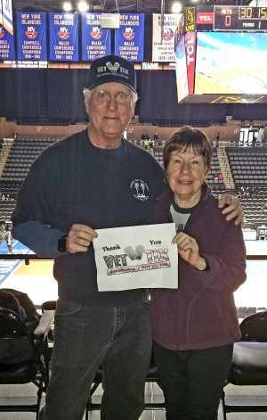 Tom Petty attended 2019 NBA G League Playoffs: Long Island Nets vs. TBD - Conference Semis - NBA D League on Mar 29th 2019 via VetTix