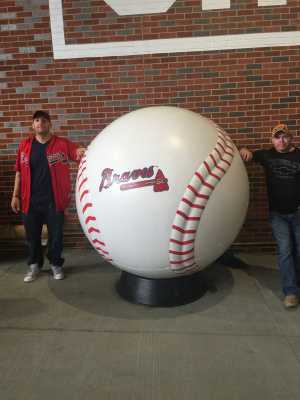 GREGORY attended Atlanta Braves vs. Miami Marlins - MLB on Apr 6th 2019 via VetTix