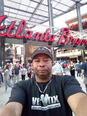 Terry attended Atlanta Braves vs. Miami Marlins - MLB on Apr 6th 2019 via VetTix