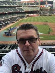 David attended Atlanta Braves vs. Miami Marlins - MLB on Apr 6th 2019 via VetTix