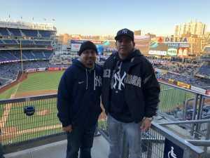 Paul attended New York Yankees vs. Detroit Tigers - MLB on Apr 1st 2019 via VetTix