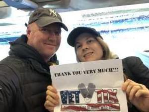 Robert attended New York Yankees vs. Detroit Tigers - MLB on Apr 1st 2019 via VetTix