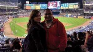 gonzalo attended New York Yankees vs. Detroit Tigers - MLB on Apr 1st 2019 via VetTix