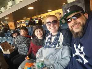 J. RAY ANDERSON attended New York Yankees vs. Detroit Tigers - MLB on Apr 1st 2019 via VetTix
