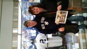 William attended New York Yankees vs. Detroit Tigers - MLB on Apr 1st 2019 via VetTix