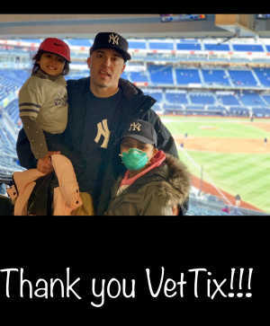 Randy attended New York Yankees vs. Detroit Tigers - MLB on Apr 1st 2019 via VetTix