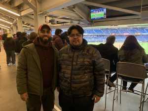 Johan attended New York Yankees vs. Detroit Tigers - MLB on Apr 1st 2019 via VetTix