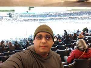 Badui attended New York Yankees vs. Detroit Tigers - MLB on Apr 1st 2019 via VetTix