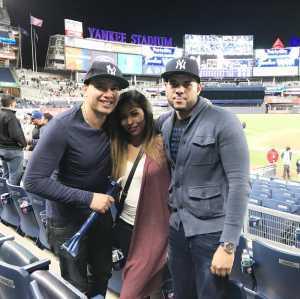 Joel attended New York Yankees vs. Detroit Tigers - MLB on Apr 1st 2019 via VetTix